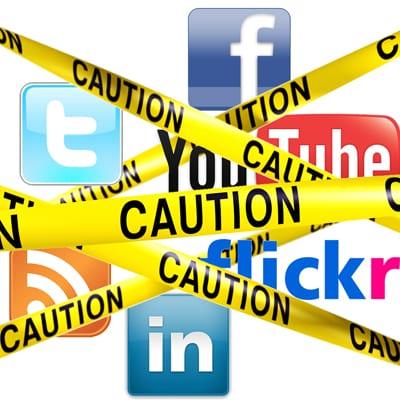 Social Media Gefahren
