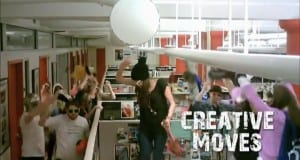 Creative moves