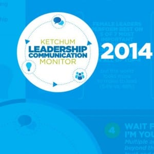 "The Future of Leadership Communication is More ""Feminine"" – KLCM 2014"