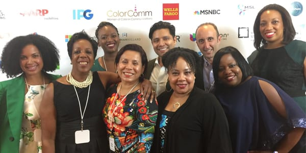 ColorComm 2017: Earning Our Seat at the Table