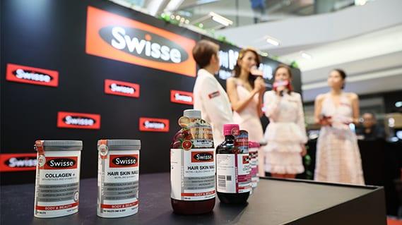 Swisse case study