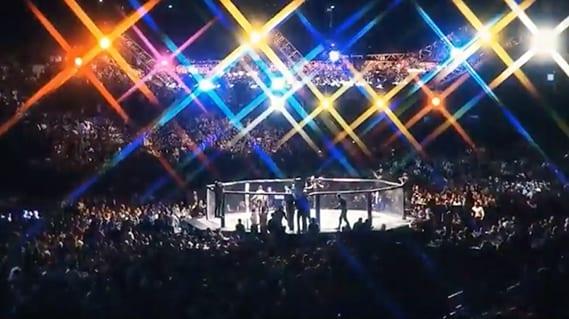UFC Fight Night® case study