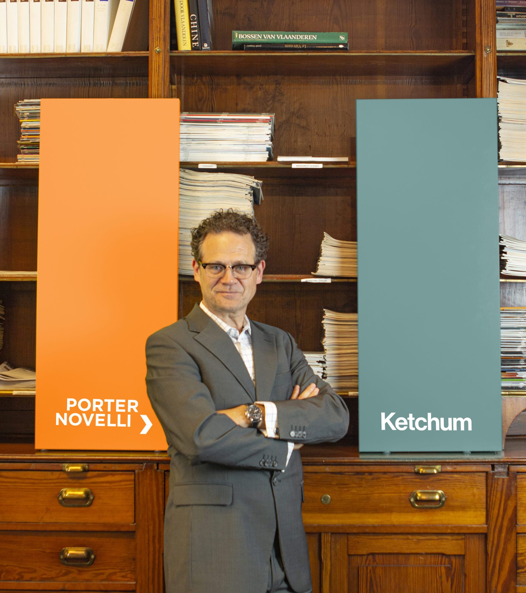 Ketchum and Porter Novelli Integrate in Brussels,  Creating Leading Public Relations Business in Belgium