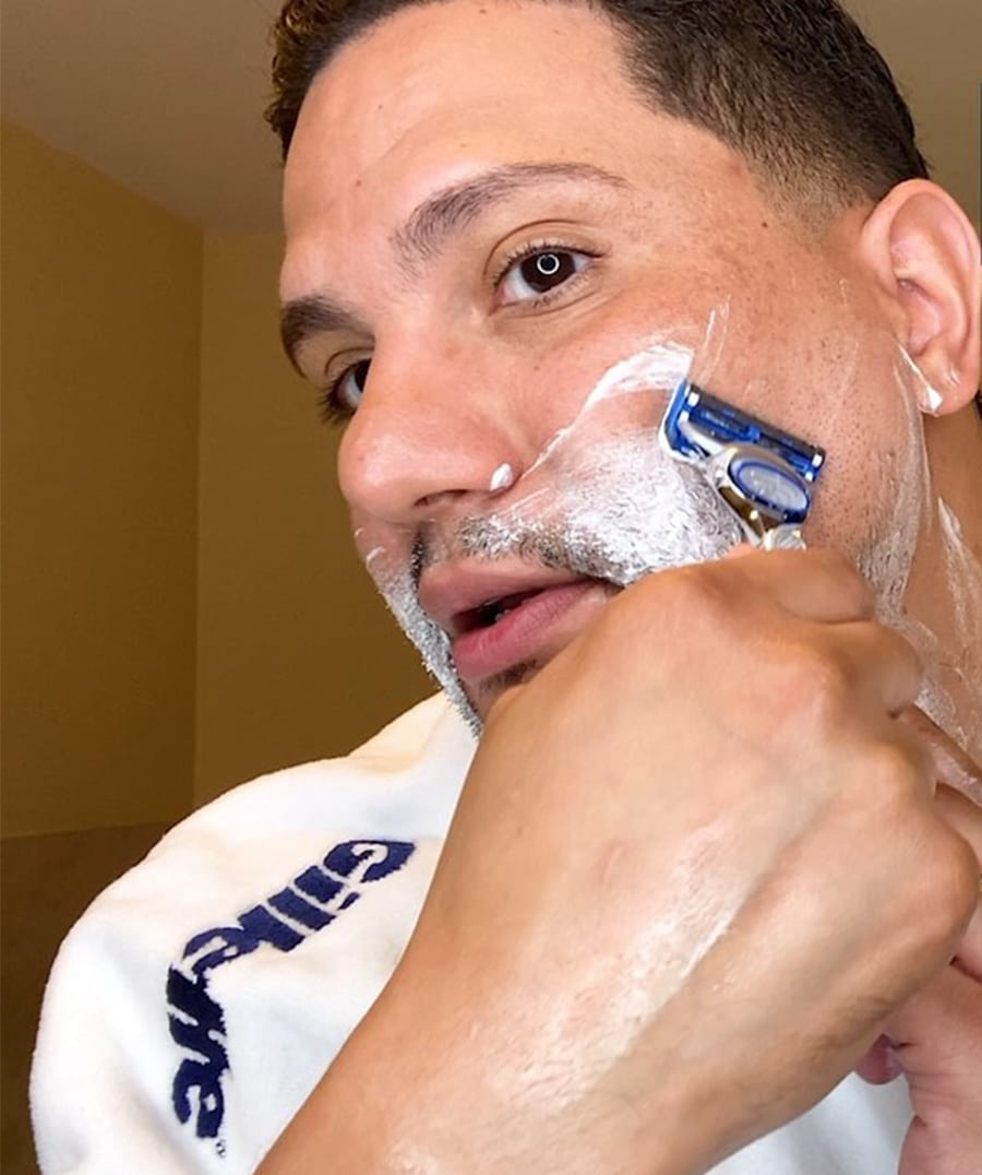 Gillette New Routine